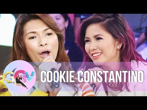 Yeng Constantino Sings 'kailangan Ko'y Ikaw' With Sister On Ggv video
