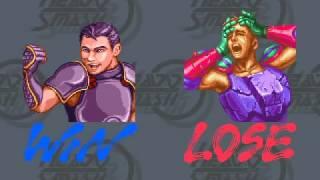 Arcade Longplay [686] Heavy Smash: The Future Sports