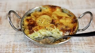 Gratin Dauphinois (Creamy Potato Bake) | All Time French Classics