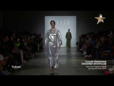 CAAFD EMERGING DESIGNER SHOWCASE New York Fashion Week Spring/Summer 2019 Part 1