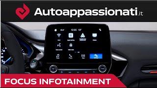 Sync 3 Ford Fiesta - Focus Infotainment
