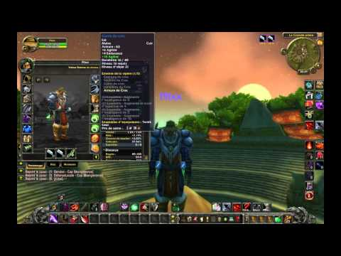 World Of Warcraft - Lvl 19 Rogue Twink Guide video