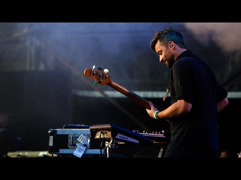Bonobo - Cirrus at Glastonbury 2014