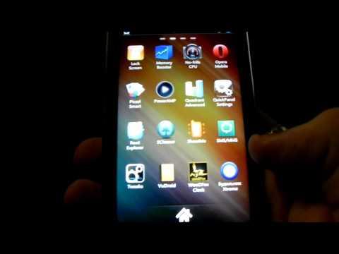 Samsung Galaxy S I9003 Кастомная прошивка CrystalRom 1.5