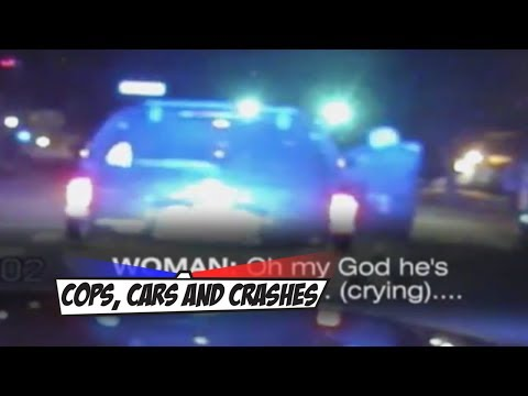Cop Pulls Over Pregnant Woman Giving Birth! video