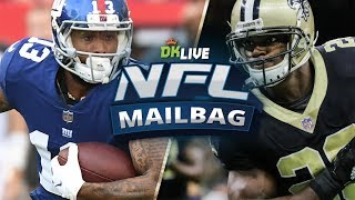 DraftKings Mailbag with Al Zeidenfeld