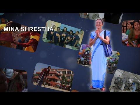 Polio Hero Mina Shrestha