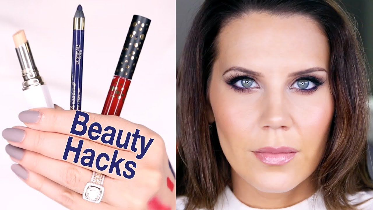 BEAUTY & MAKEUP HACKS | That Save the Day