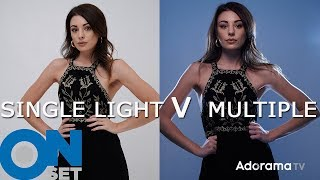 Single Light vs Multiple Light: OnSet ep. 241