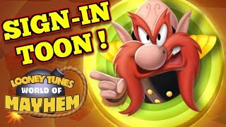 K'Chutha Sa'am Gameplay! : Looney Tunes™ World of Mayhem