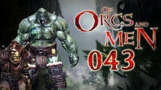 Let's Play Of Orcs And Men #043 - Harter Kampf vorm Tempel [deutsch] [720p]