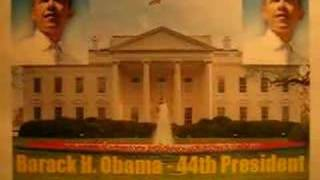 Barack Obama 44th Us President God Bless America