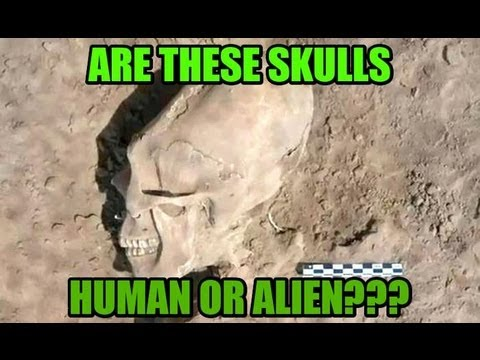 'Alien' Skulls Found At Sonora, Mexico, Ancient Burial Site PHOTO, VIDEO