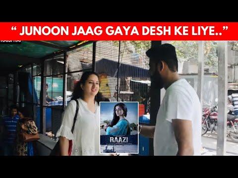RAAZI Public Review : Alia Bhatt : Pichhur Kaisi hai : JM thumbnail