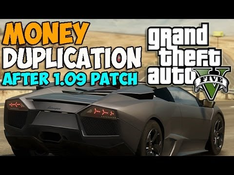 GTA 5 Online: UNLIMITED MONEY RP! Glitch After Patch 1