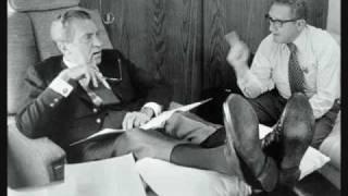 RICHARD NIXON TAPES: Henry Kissinger on Indians & Vietnam Bombings