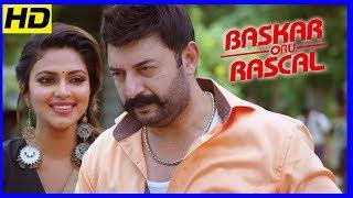 Bhaskar Oru Rascal Climax | Arvind Awamy and Amala Paul unite | End Credits | Latest Tamil Movies