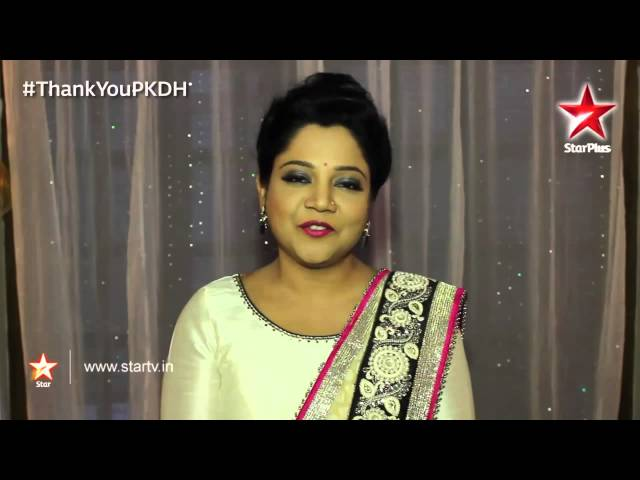 Pyar Ka Dard Hai - Sheela's message for her fans
