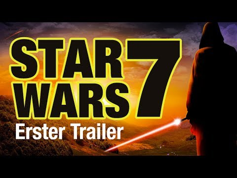 Star Wars Episode 7 - Erster Trailer (Parodie)