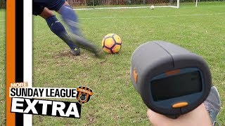 MORE Sunday League Extra - A NEW TOY