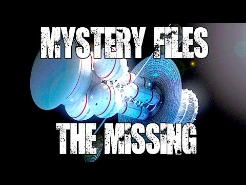 Elite Dangerous Mystery Files - The Missing