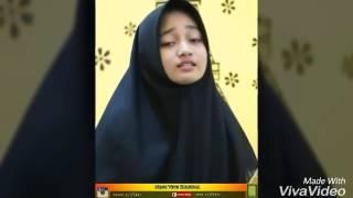 Suara Merdu Veve Zulfikar Menyanyikan Sholawat-Sholatun