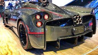Вот почему PAGANI за 150 МЛН РУБЛЕЙ - это самая крутая тачка в мире! Обзор + Zonda Cinque Roadster