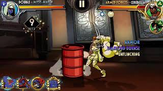Skullgirls Mobile Double Myst-Match