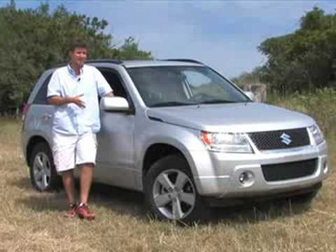 Review of the 2009 Suzuki Grand Vitara