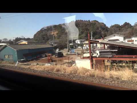 2013.3/9 スーパーひたち18号 勿来~日立間車窓