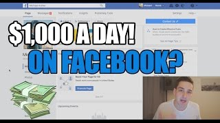 (25.1 MB) How To Make $1000 A Day On Facebook - New Tutorial 2017 Mp3