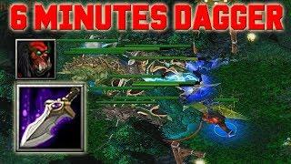 DOTA AXE 6 MINUTES BLINK DAGGER JUNGLE (BEYOND GODLIKE)