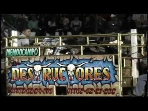 Destructores de Memo Ocampo en San Pedro Pareo 2013