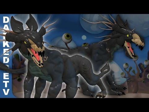 Spore - My Best Thanator! [Avatar]