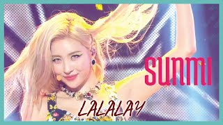 [HOT] SUNMI  - LALALAY,  선미 - 날라리 Show Music core 20190914