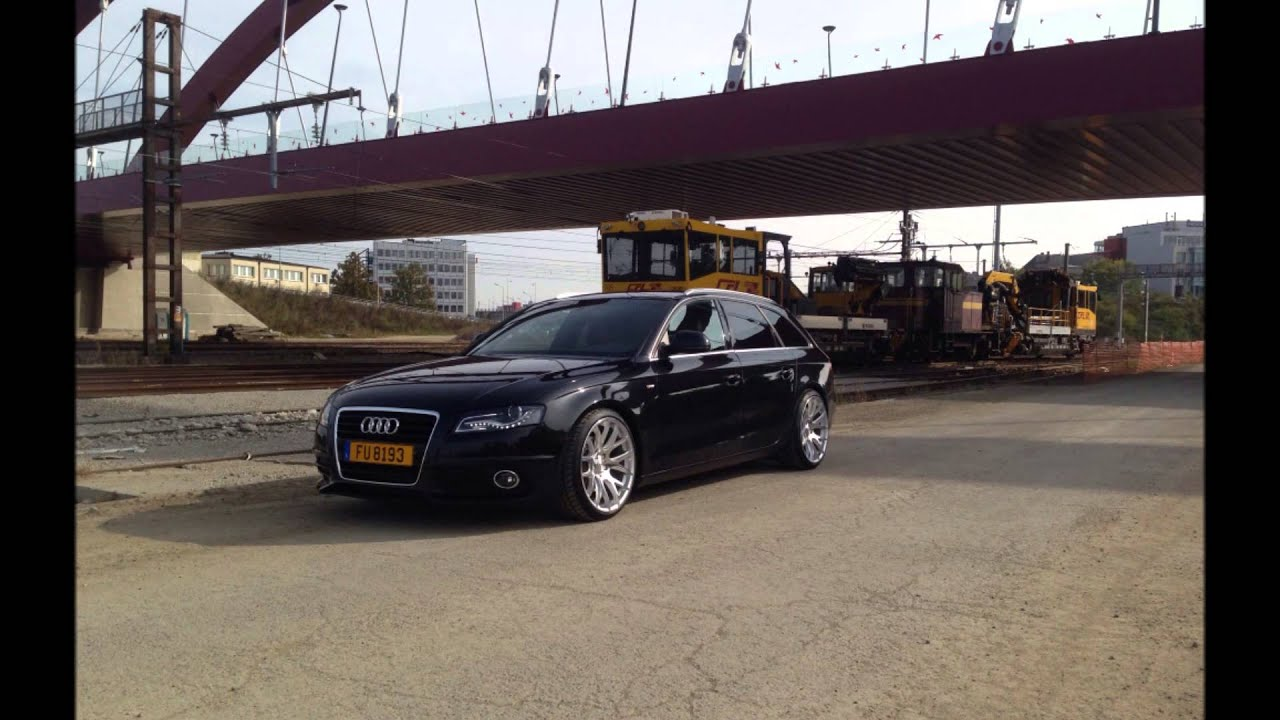 Audi A4 B8 3sdm Youtube