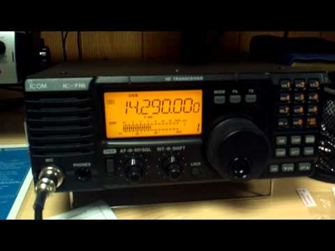 Icom IC-718 review