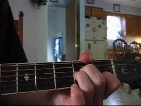 How To Play Tenacious D - Pick Of Destiny Part 1 video