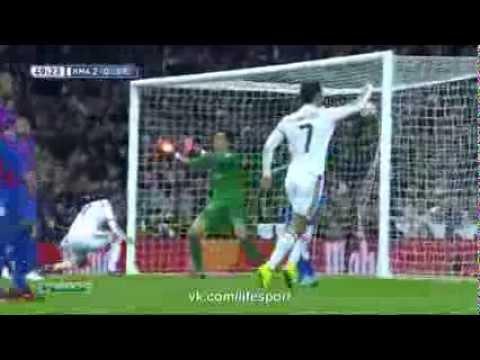 Cristiano Ronaldo Goal / Gol de CR7 ~ Real Madrid Vs Levante 2-0 ~La Liga (15/03/2015)