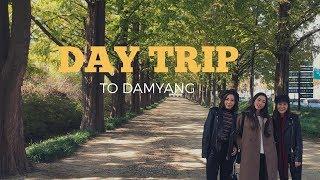 Girls trip to Damyang + Halloween GRWM |vlog#10