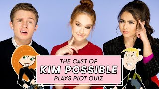 The Kim Possible Cast Gets Quizzed On the Original Disney Channel Show | Plot Quiz