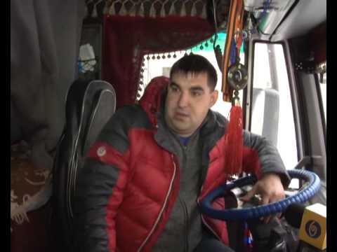 Проект «В ритме жизни» - Иван Филипов водитель - дальнобойщик