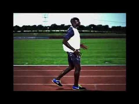 Asafa A skip Nike 2007