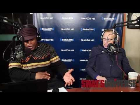 Larry King Freestyles, Talks Contact High From Snoop Dogg & Willie Nelson, & Malcolm X Interview