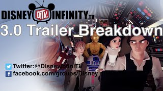 Disney Infinity 3.0 Star Wars Announcement Trailer Breakdown