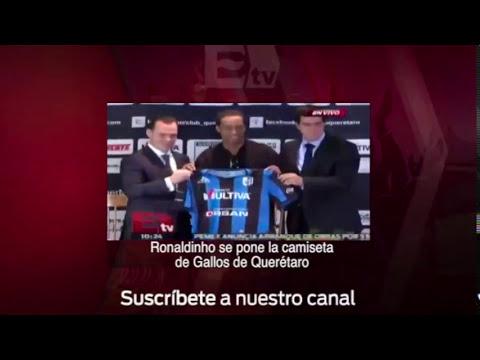 Barbosa condena discriminación contra Ronaldinho / Excélsior Informa