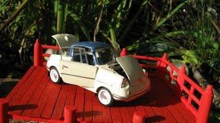 mazda R360 coupe 1960  1/24 models