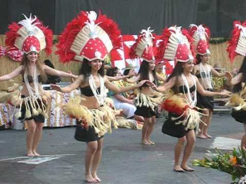 Tahitian Dance- Ote
