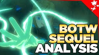 Breath of the Wild Sequel Trailer Analysis