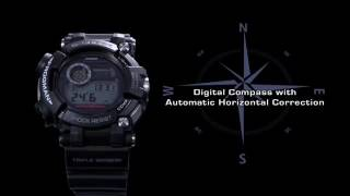 Casio G Shock Frogman GWF D1000 Joieria Rosich